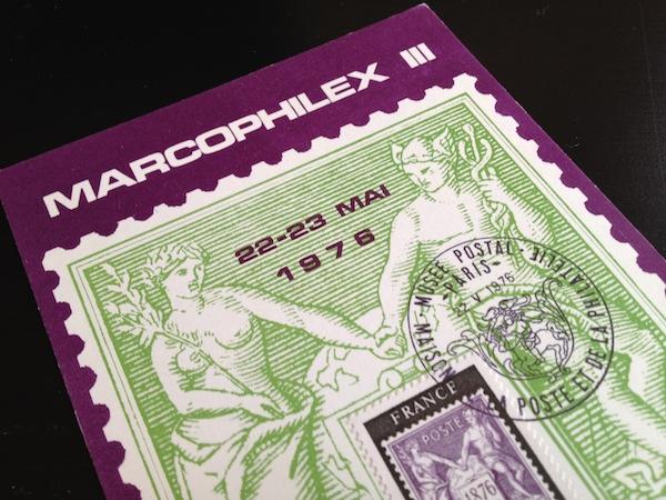 Avez-vous des archives sur l'Union Marcophile ?