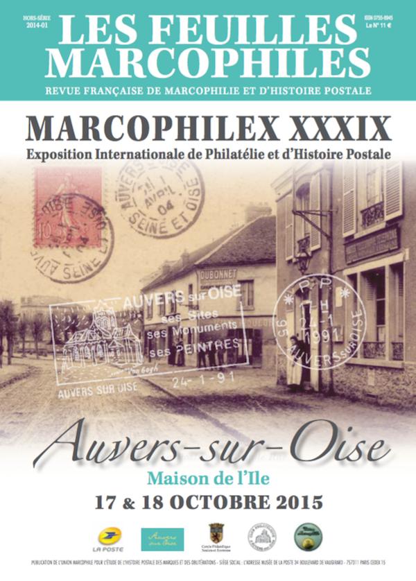 Marcophilex XXXIX : dernières nouvelles d'août