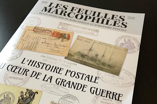 L'histoire postale au cœur de la Grande Guerre