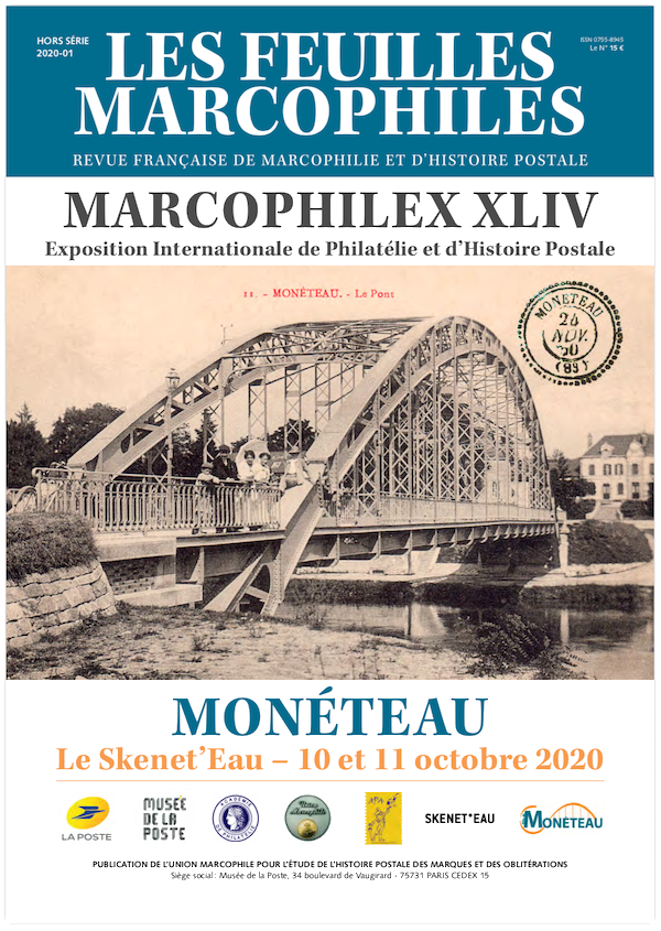 Marcophilex XLIV • Comment se procurer la LISA ?